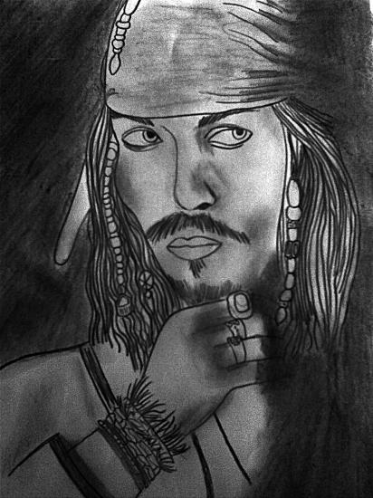 Johnny Depp by jacko.fan